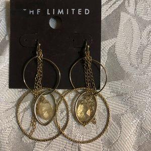 The limited dangle earrings